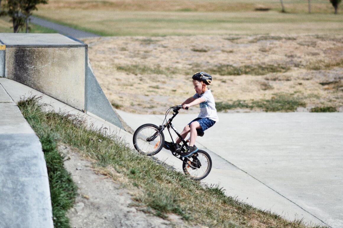 La bici perfetta per i bimbi...usata