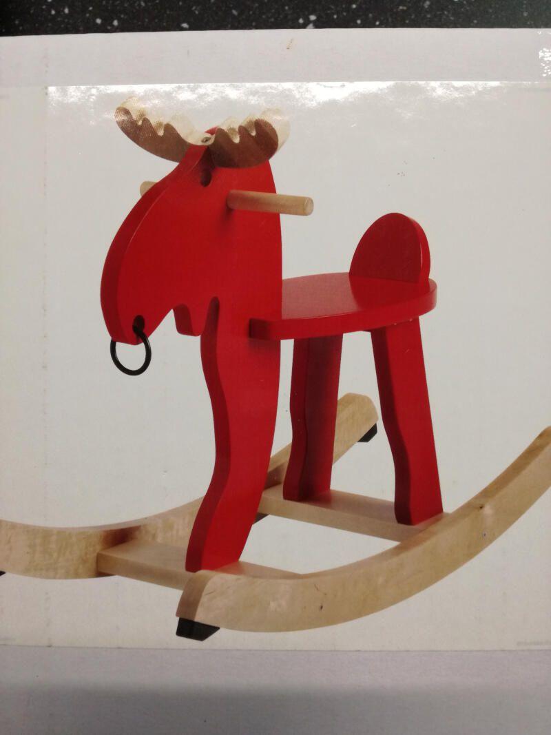 Ikea Alce A Dondolo.Dondolo Renna Ekorre Ikea Mybabymarket